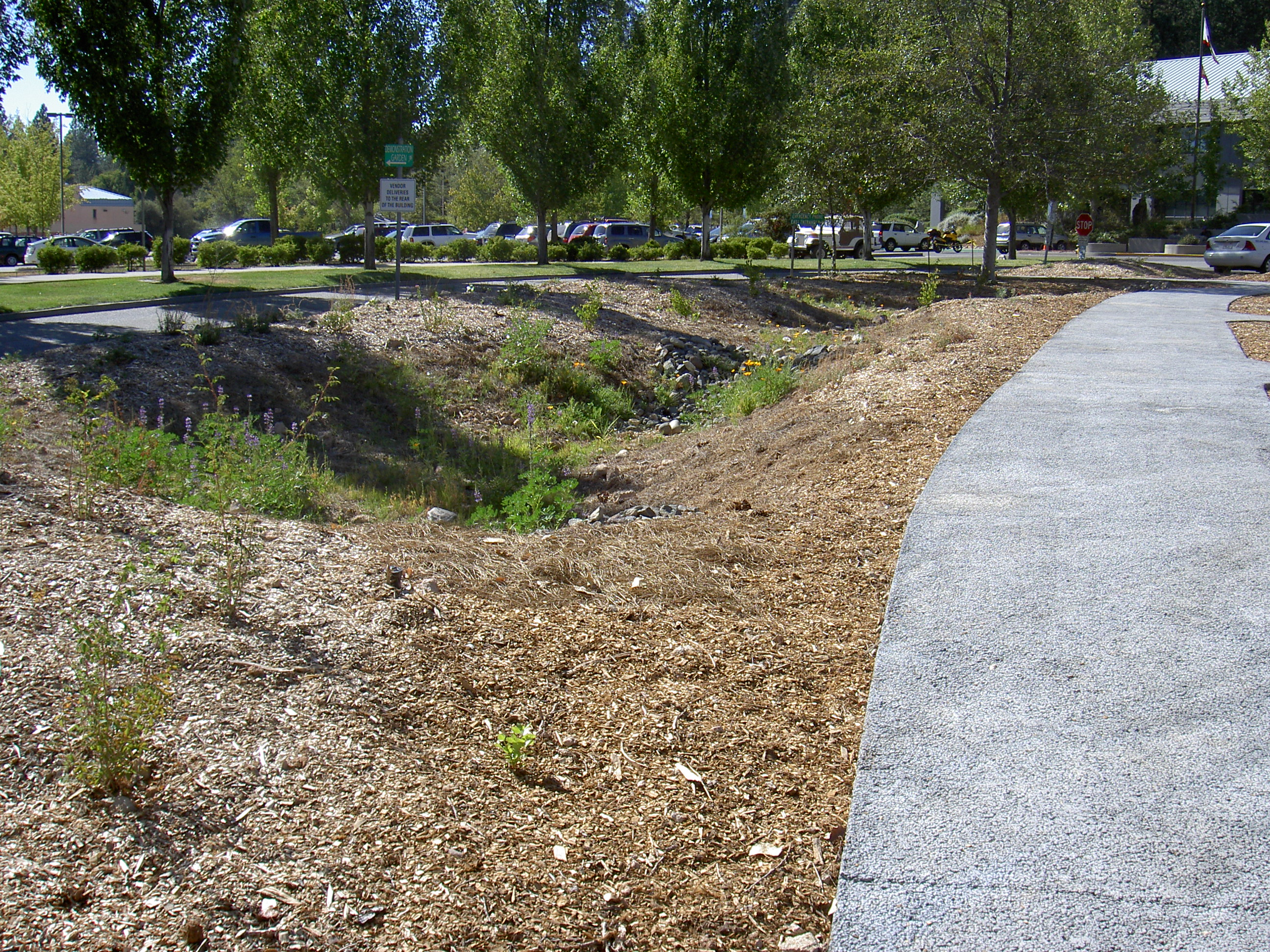Stormwater Monitoring and Innovation at the Rood Center | South Yuba ...