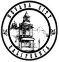 Nevada City logo