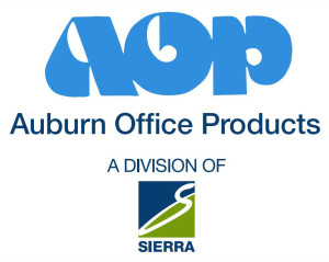 Auburn office products logo