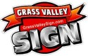 grass valley sign logo