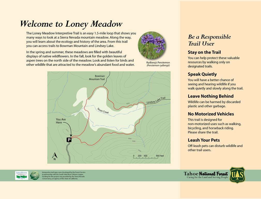 Panel 1 Loney Meadows