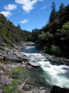 Poorman Creek, South Yuba Trail