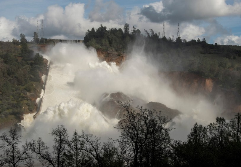 Oroville Dam Spillway Crisis | South Yuba River Citizens League